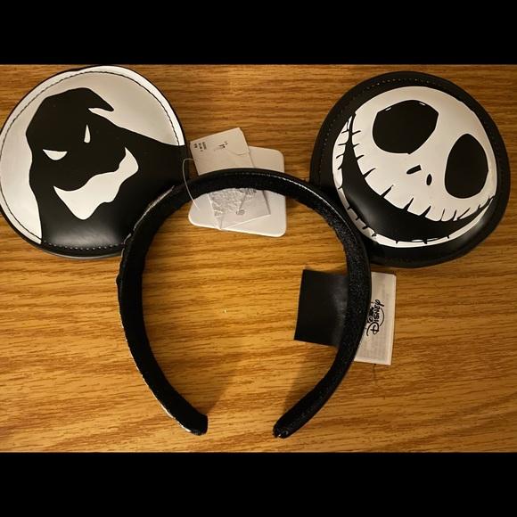 NWT Nightmare Before Christmas Ears